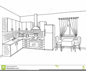 Clipart Room Layout.