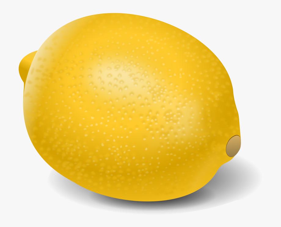 Lemon Clip Art Free Clipart Images.