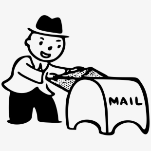 Free Mail Letter Clipart Cliparts, Silhouettes, Cartoons Free.