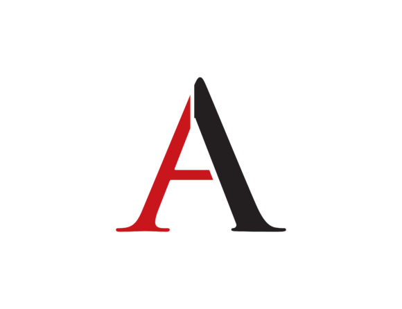 A letter logo.