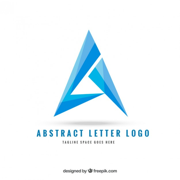 Abstract letter logo Vector.