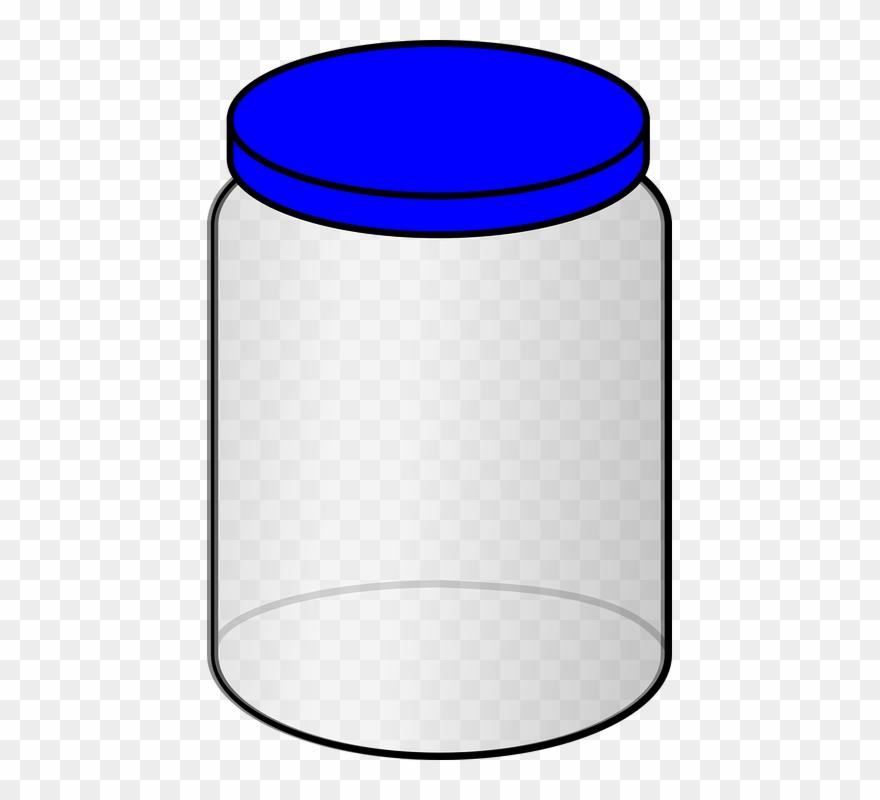 Jam Clipart Jar Lid.
