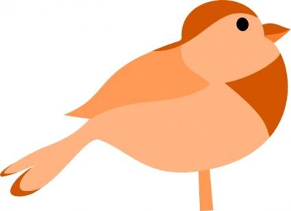Little Bird Clip Art.