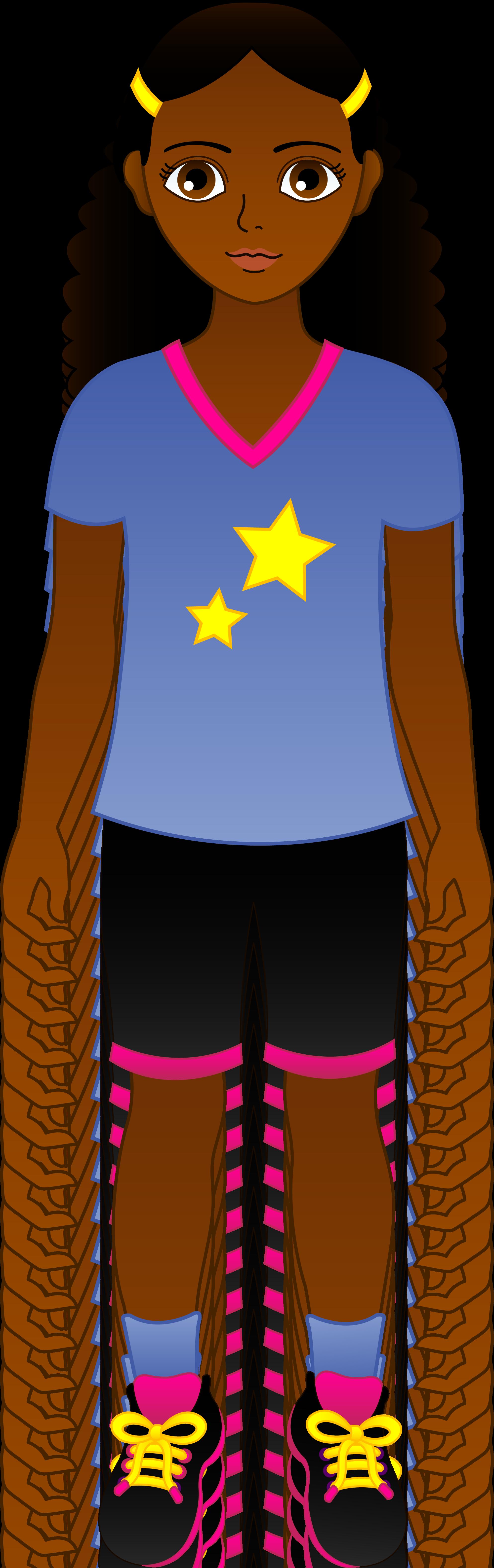 Free Black Girl Cliparts, Download Free Clip Art, Free Clip.