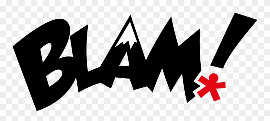Logo Blam.