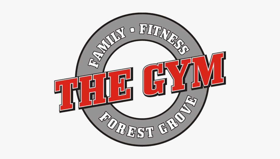 The Gym Logo Clipart Library.