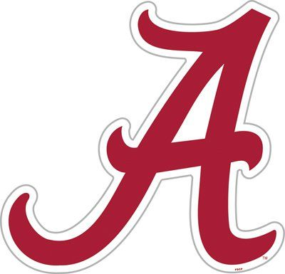 Clipart alabama football logos.