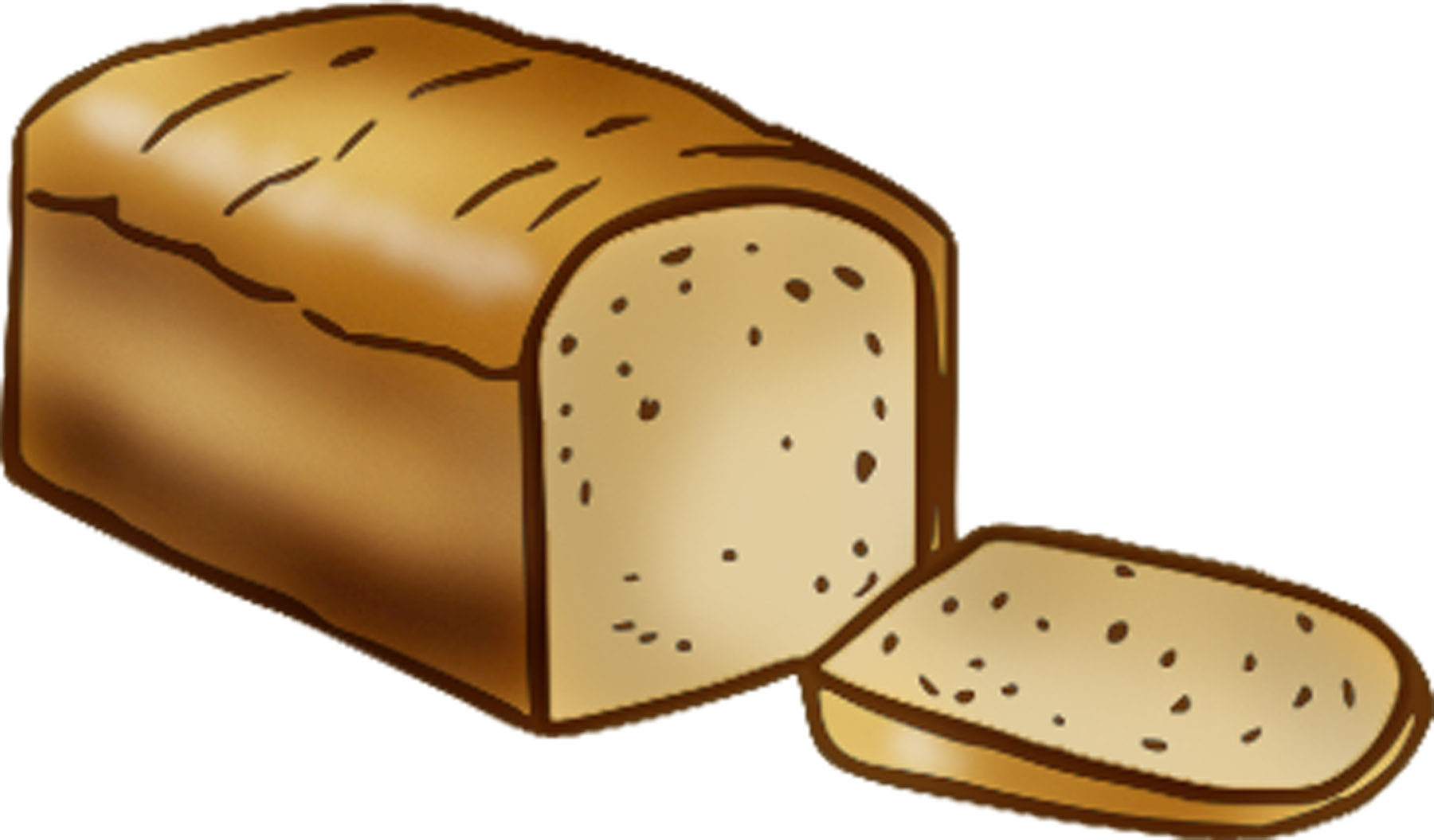 Loaf Of Bread Clipart Group (+), HD Clipart.