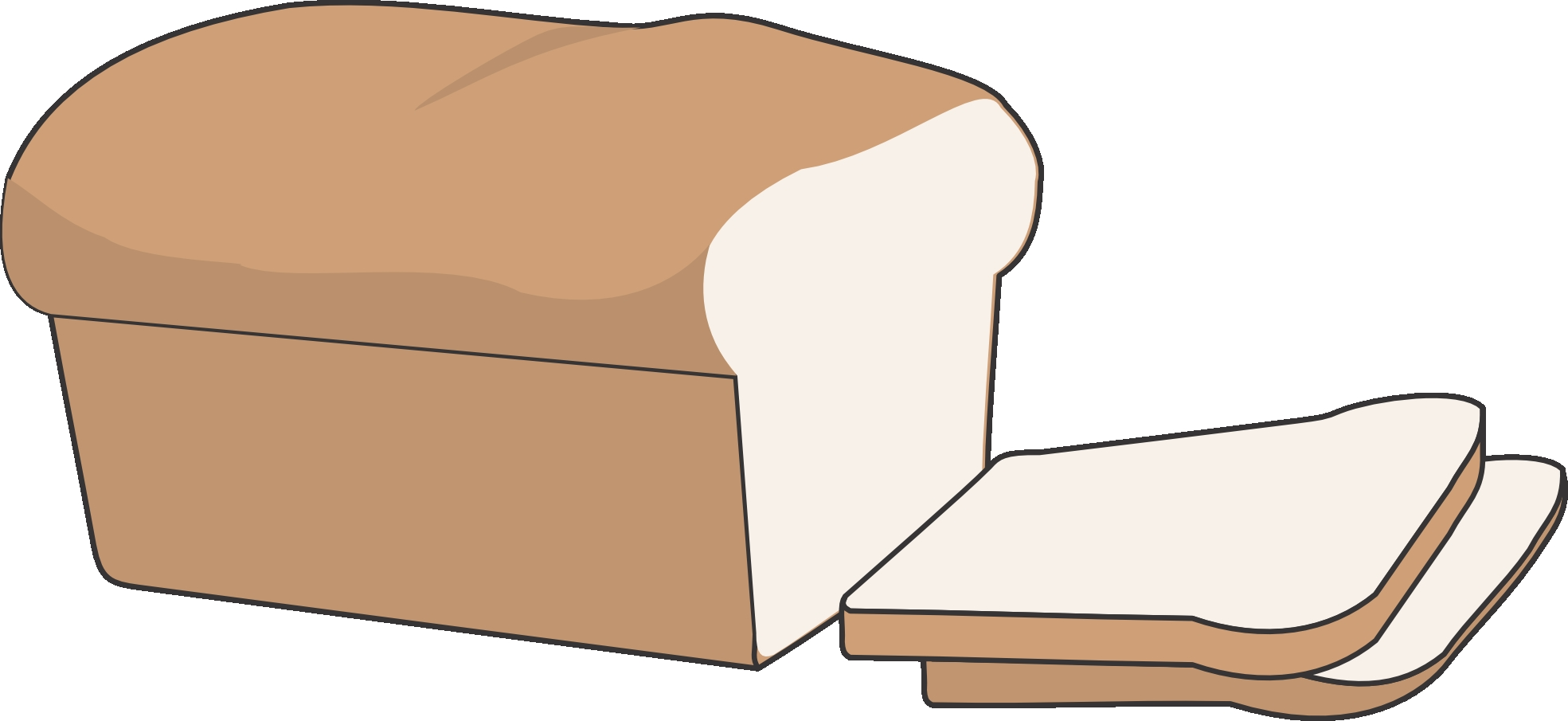 Loaf of bread clipart Inspirational Bread clipart free clip.