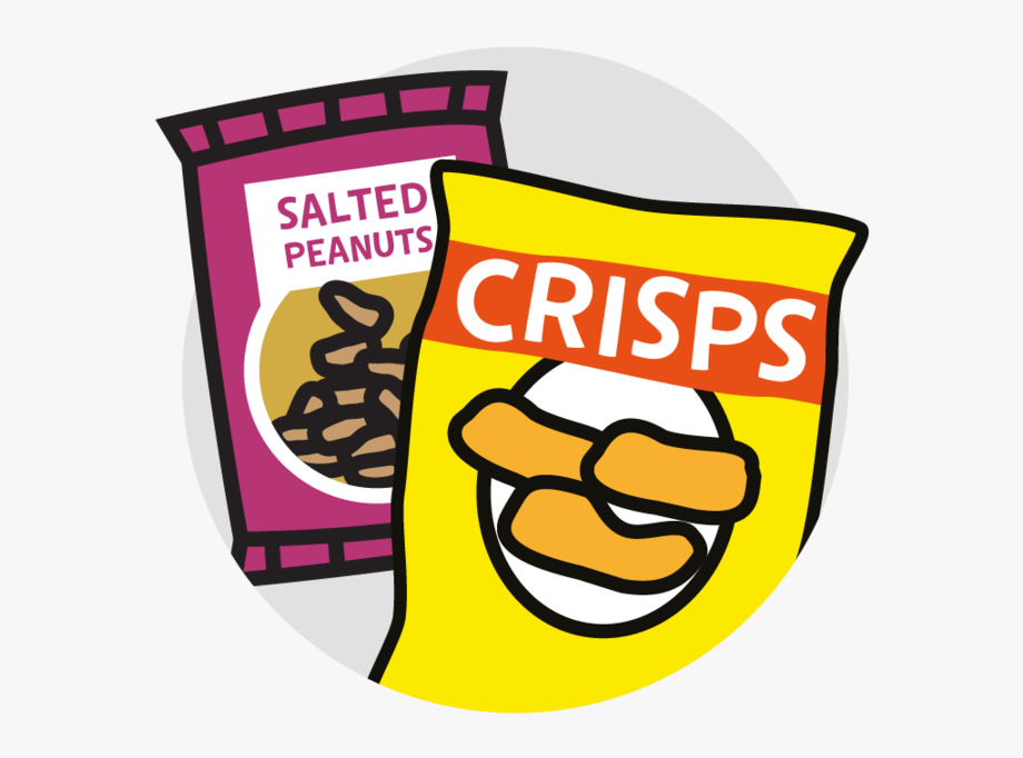 Snack Clipart Lot Food.