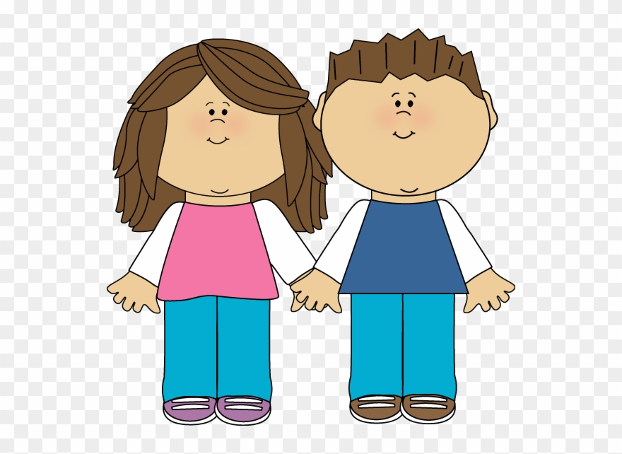A lot of siblings clipart Transparent pictures on F.