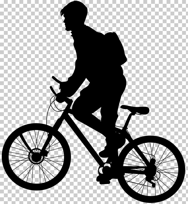 Electric bicycle Cycling Bicycle suspension , Man Riding.