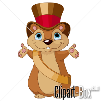 CLIPART MARMOT WELCOME.