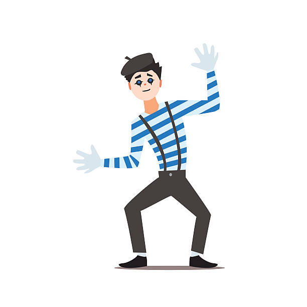 Mime clipart 4 » Clipart Station.