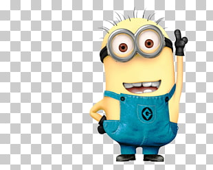 7 minion Word PNG cliparts for free download.