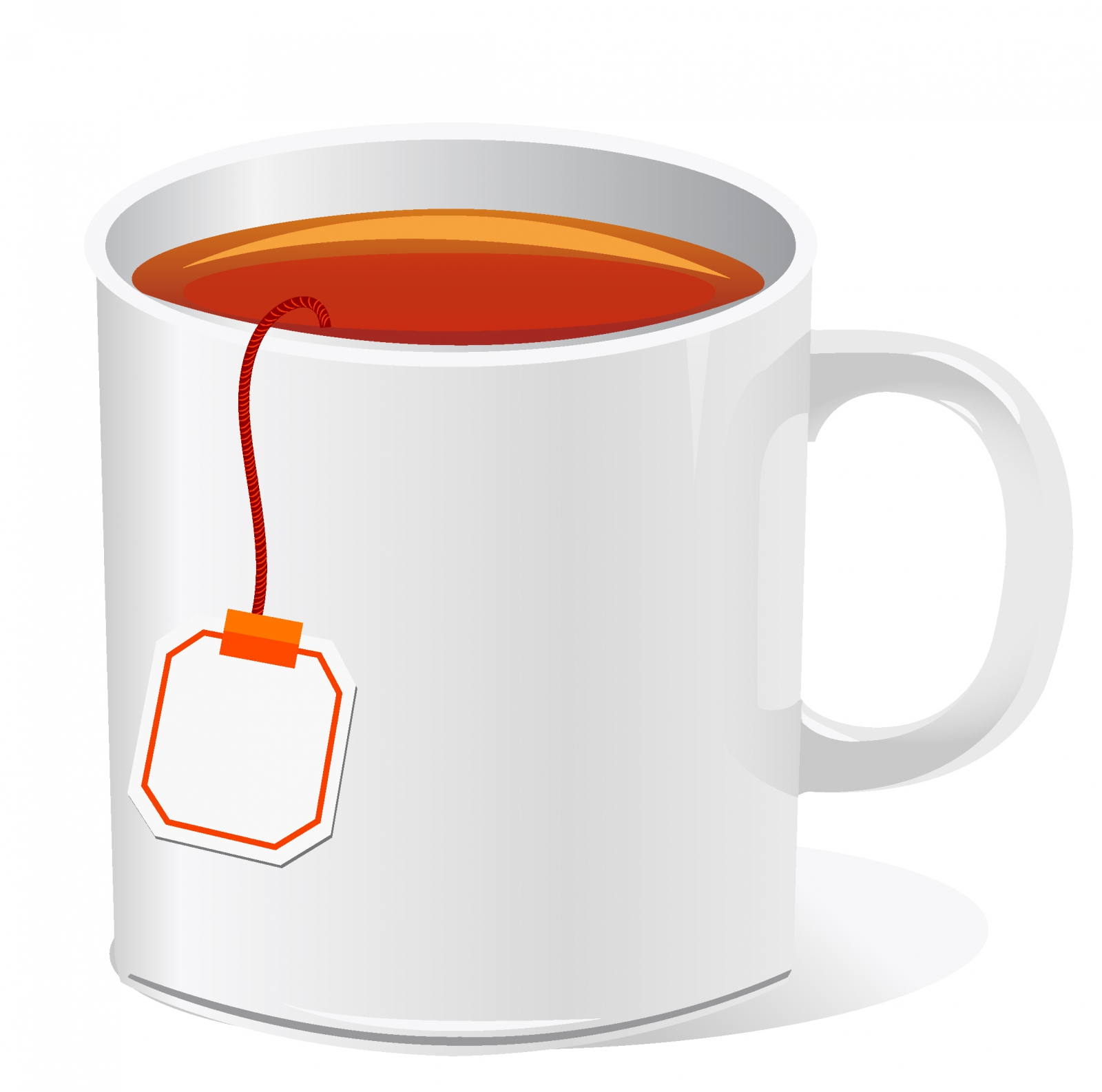 Mug Of Tea Clipart.