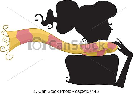 Scarf Stock Illustrations. 24,165 Scarf clip art images and.