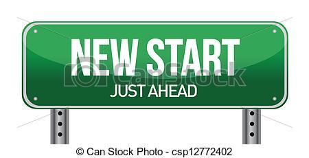 New start Stock Illustration Images. 14,467 New start.
