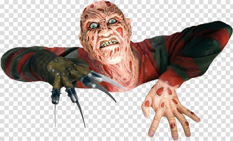 Freddy Krueger A Nightmare on Elm Street Friday the 13th.