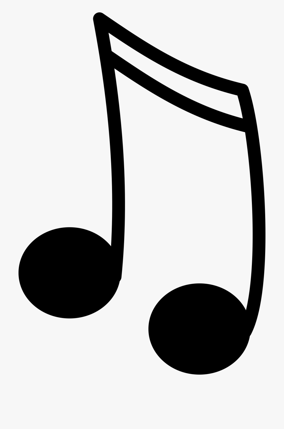 Music Note Clipart , Transparent Cartoon, Free Cliparts.