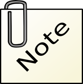 Free Note Cliparts, Download Free Clip Art, Free Clip Art on.