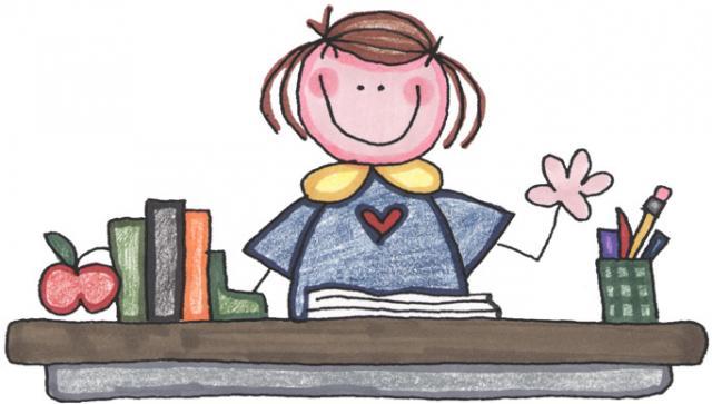 Teacher Notes Clipart.