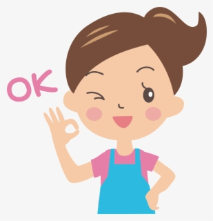 Free Ok Clip Art with No Background.