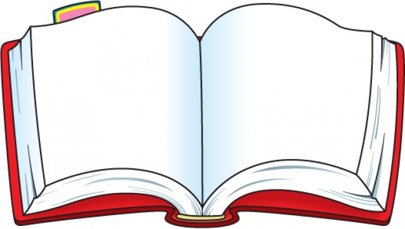 Open Book Clipart at GetDrawings.com.