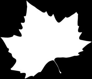 Leaf Outline Clip Art at Clker.com.