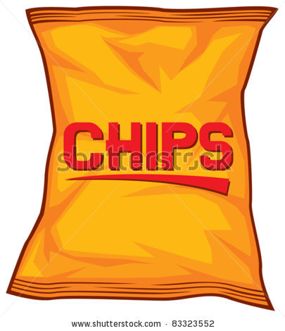Chips clipart biscuit packet, Chips biscuit packet.