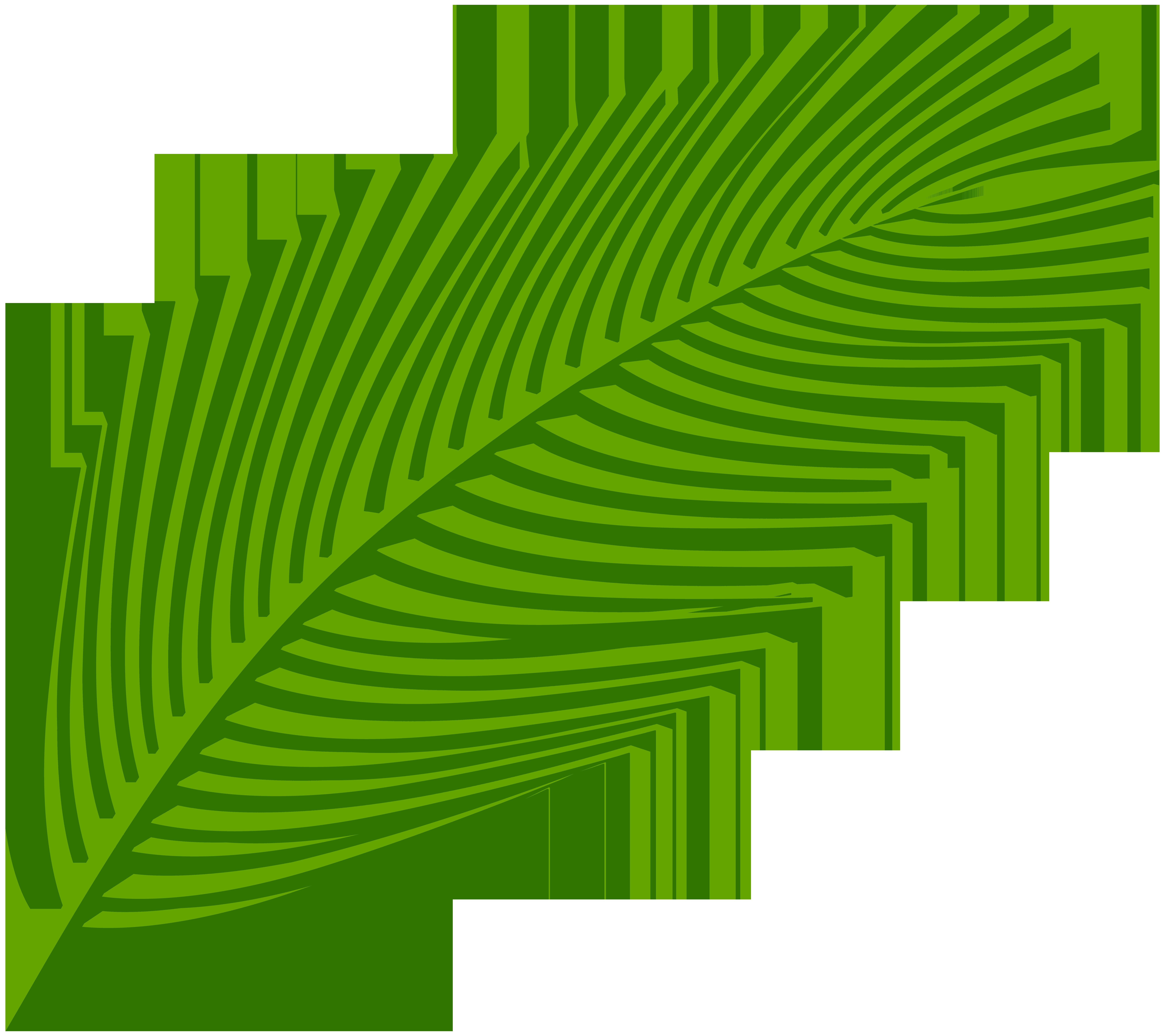 Arecaceae Leaf Clip art.