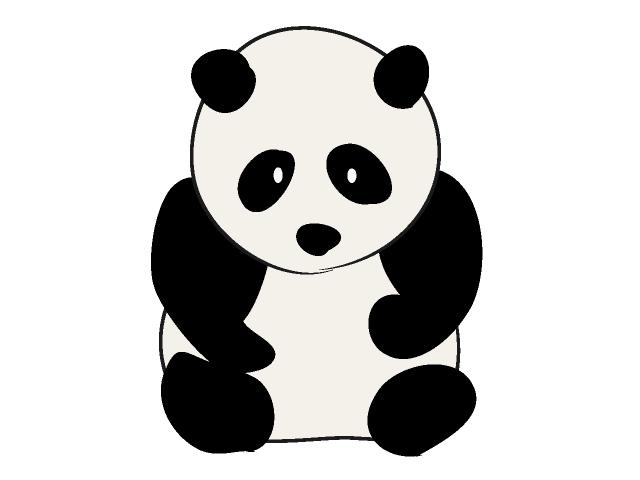 Free Panda Cliparts, Download Free Clip Art, Free Clip Art.