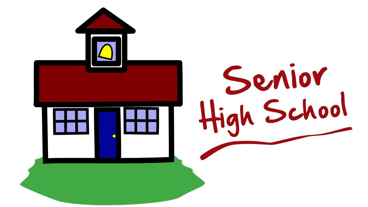Senior High School Clipart.