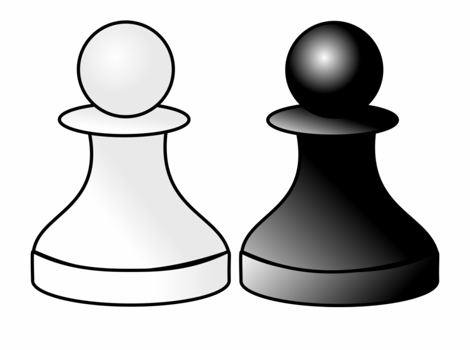 Chess Piece Pawn Computer Icons Chessboard Fichas De.