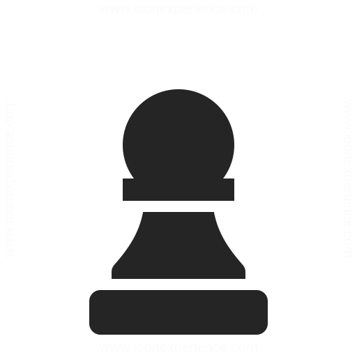 chess pawn icon clipart Chess piece Pawn clipart.