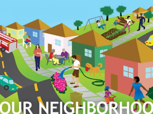 Community clipart clean and peaceful, Community clean and.