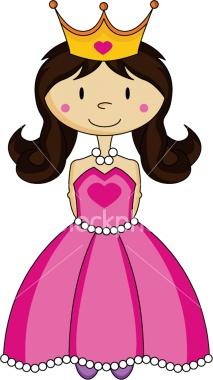 A Princess Clipart.