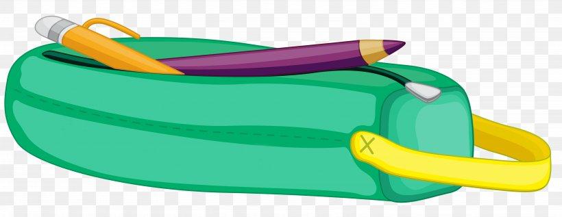 Pencil Case Stationery Clip Art, PNG, 6174x2394px, Pen.