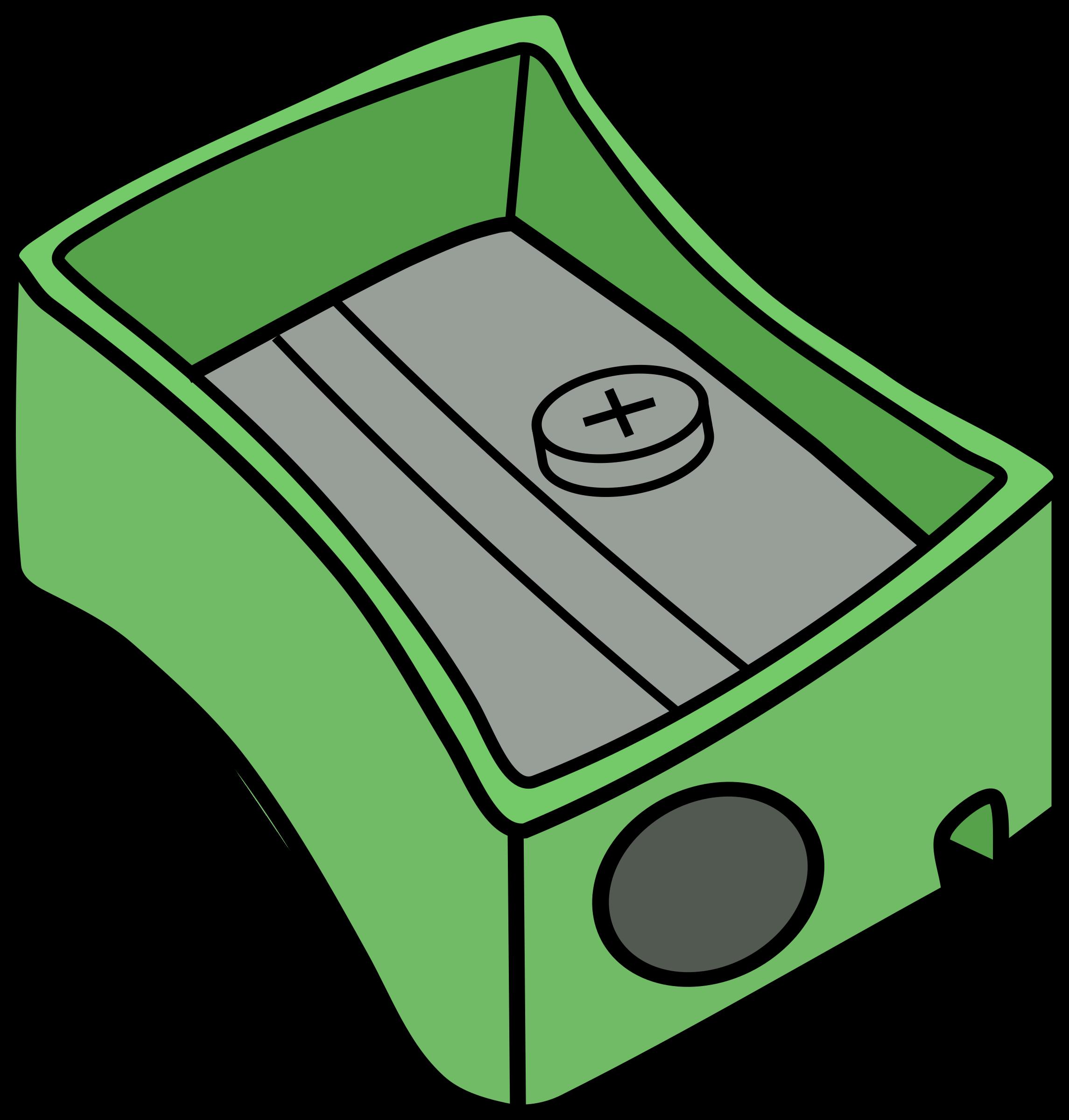 Clipart Pencil Sharpener.