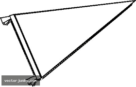 Image result for pennant clipart.
