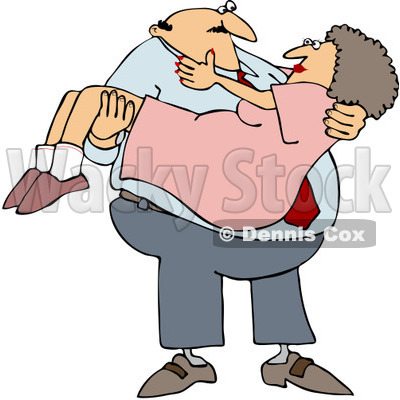 Carrying A Person Clipart.