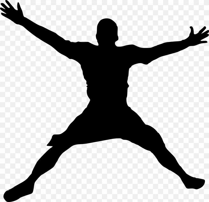 Silhouette Person Dance Clip Art, PNG, 2071x2000px.