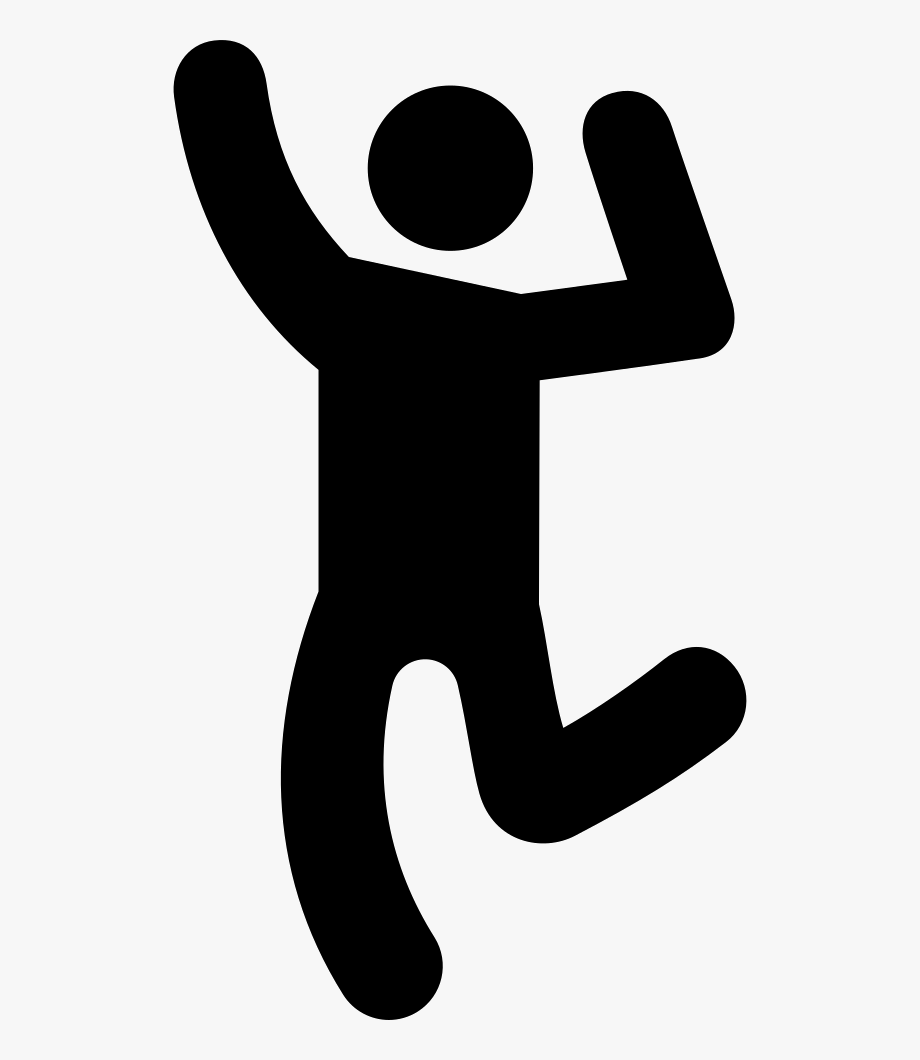 Guy Dancing Clip Art.
