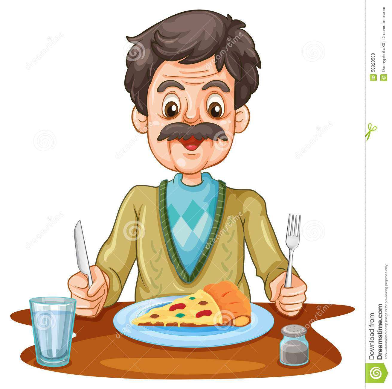 A person eating clipart 4 » Clipart Portal.