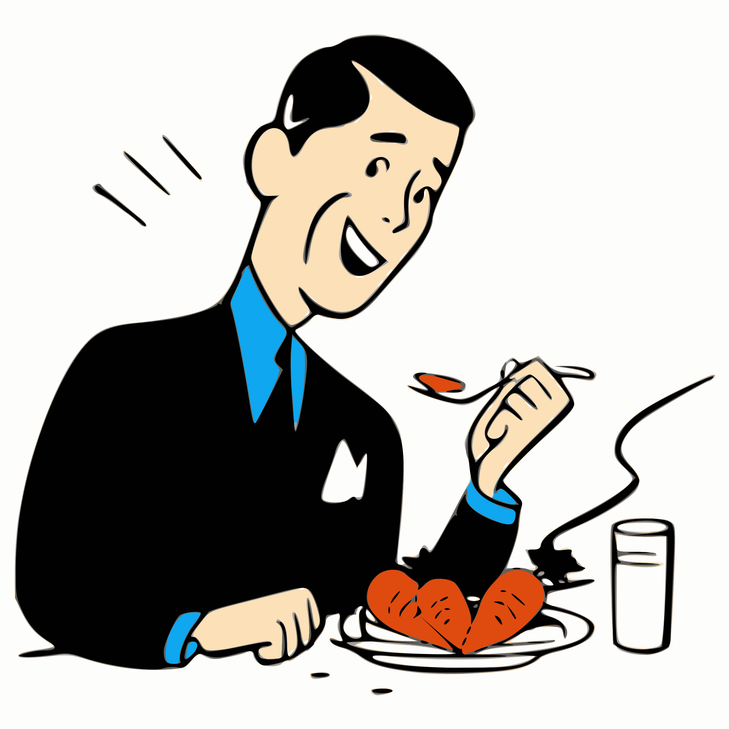 Person Eating Clipart Free Clip Art Images FreeClipart.