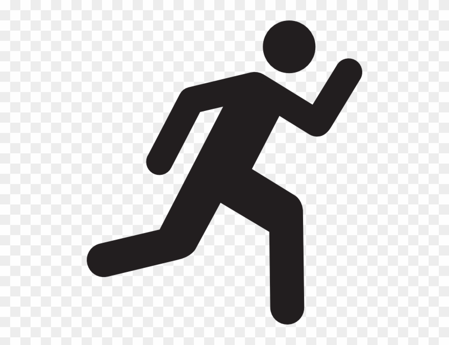 Person Running Runner Free Running Clip Art Clipartllection.