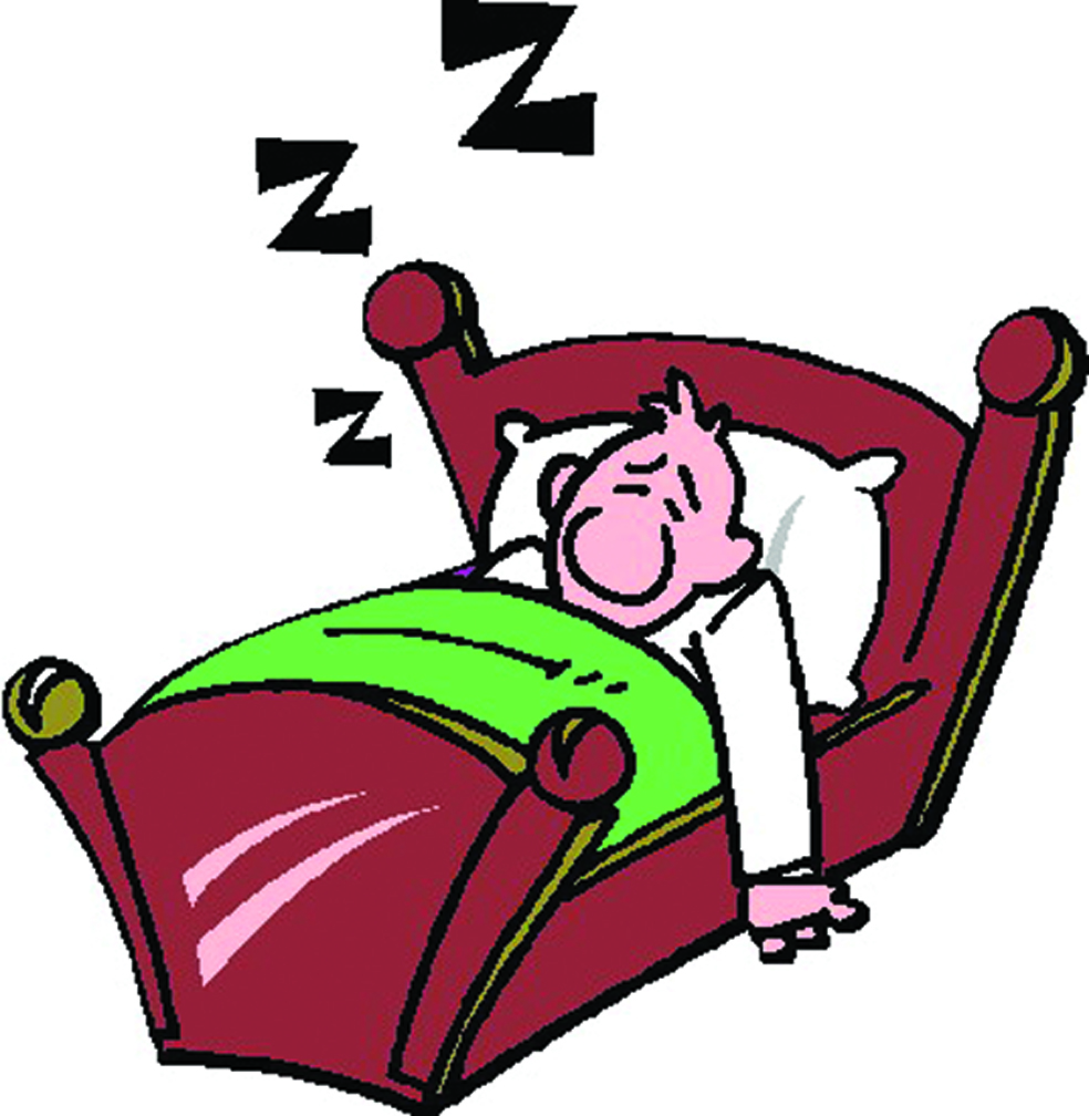 Sleep clip art free clipart images.