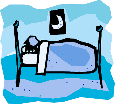Rihanna Collection: person sleeping clipart.