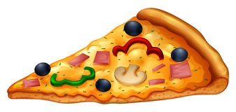 A Slice Of Pizza Clipart.