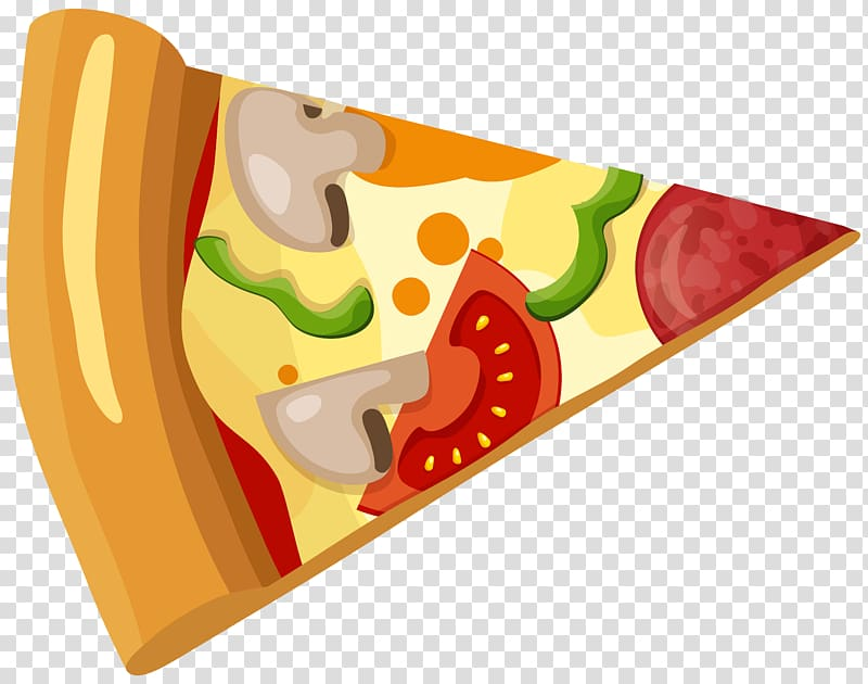 Pizza slice , Pizza Fast food Pepperoni , pizza transparent.